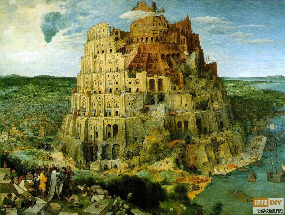 世界古代七大建筑奇迹 一瓣心雨 一瓣心雨